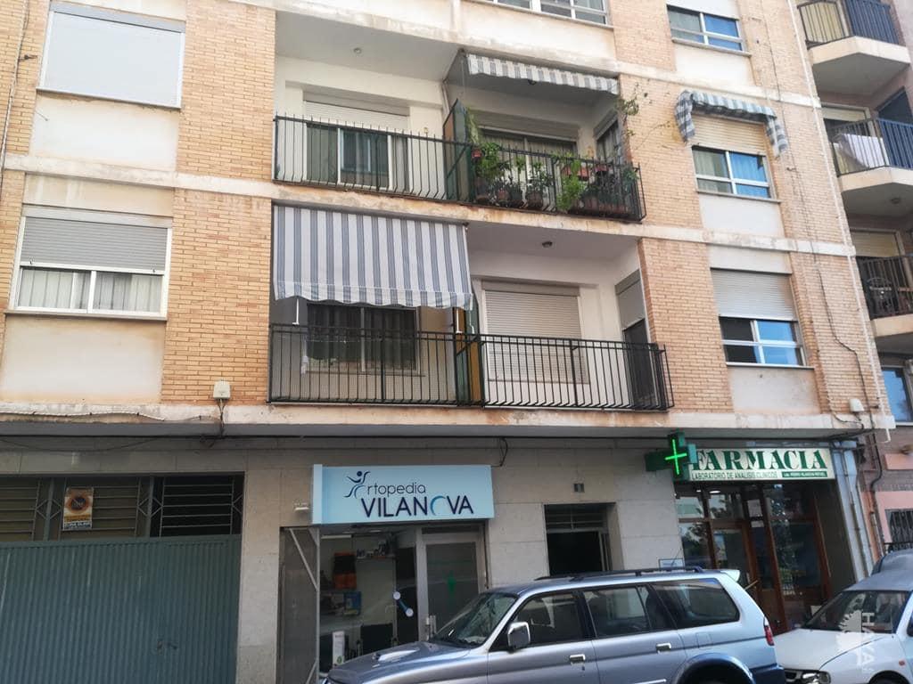 Piso en venta en Vila-real, Castellón, Calle Moli, 35.872 €, 3 habitaciones, 1 baño, 106 m2