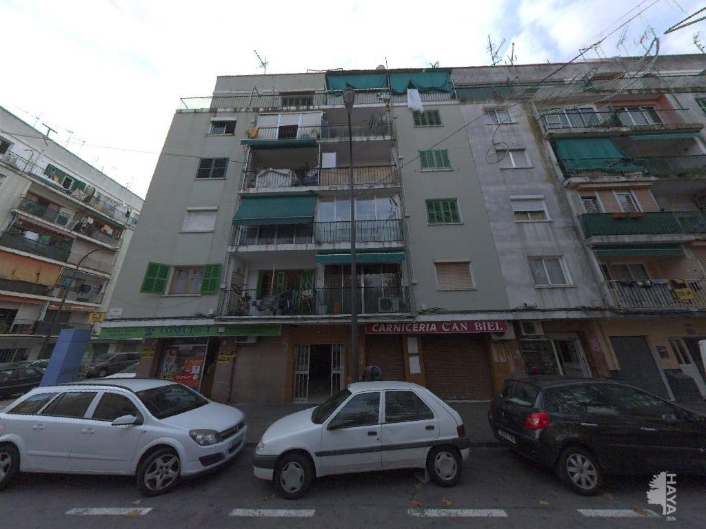 Piso en venta en Palma de Mallorca, Baleares, Calle Francesc Julia, 36.482 €, 3 habitaciones, 1 baño, 67 m2