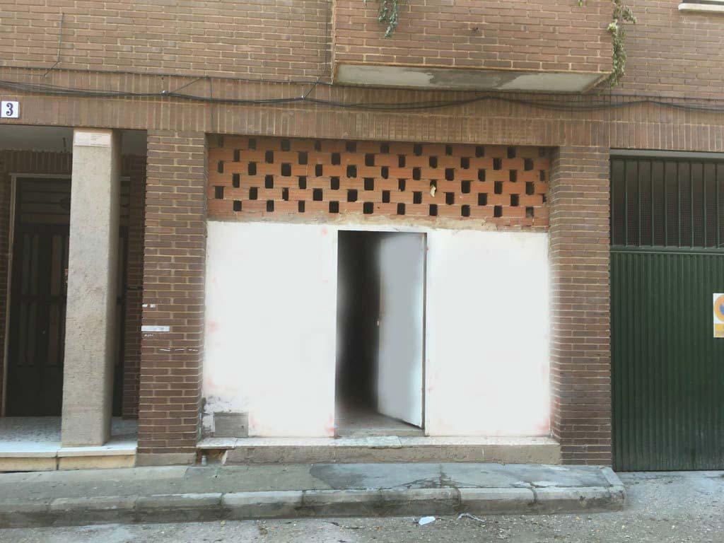 Local en venta en Santa Olalla, Santa Olalla, Toledo, Calle Prolongacion de San Juan, 37.457 €, 80 m2