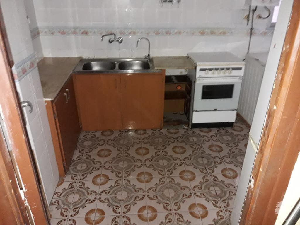 Piso en venta en Piso en Valencia, Valencia, 74.381 €, 3 habitaciones, 1 baño, 77 m2