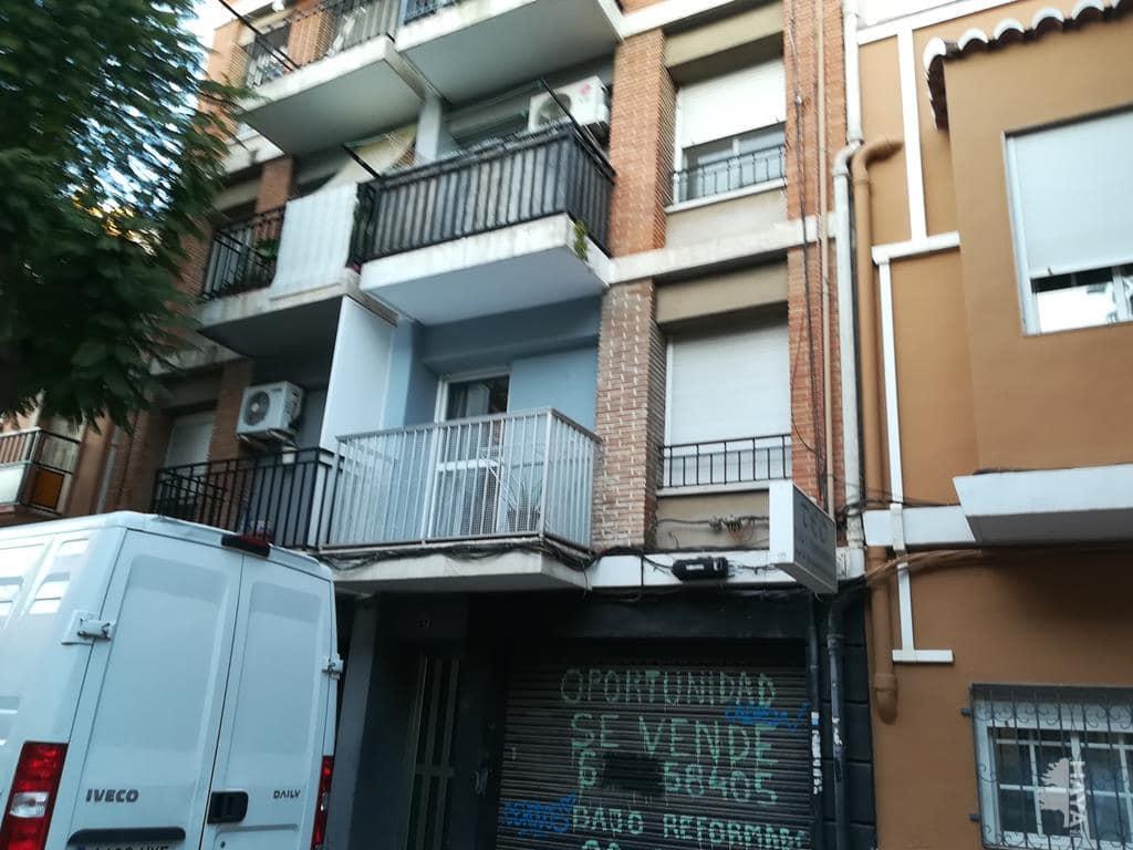 Piso en venta en Burjassot, Valencia, Calle Bautista Riera, 66.996 €, 4 habitaciones, 1 baño, 79 m2