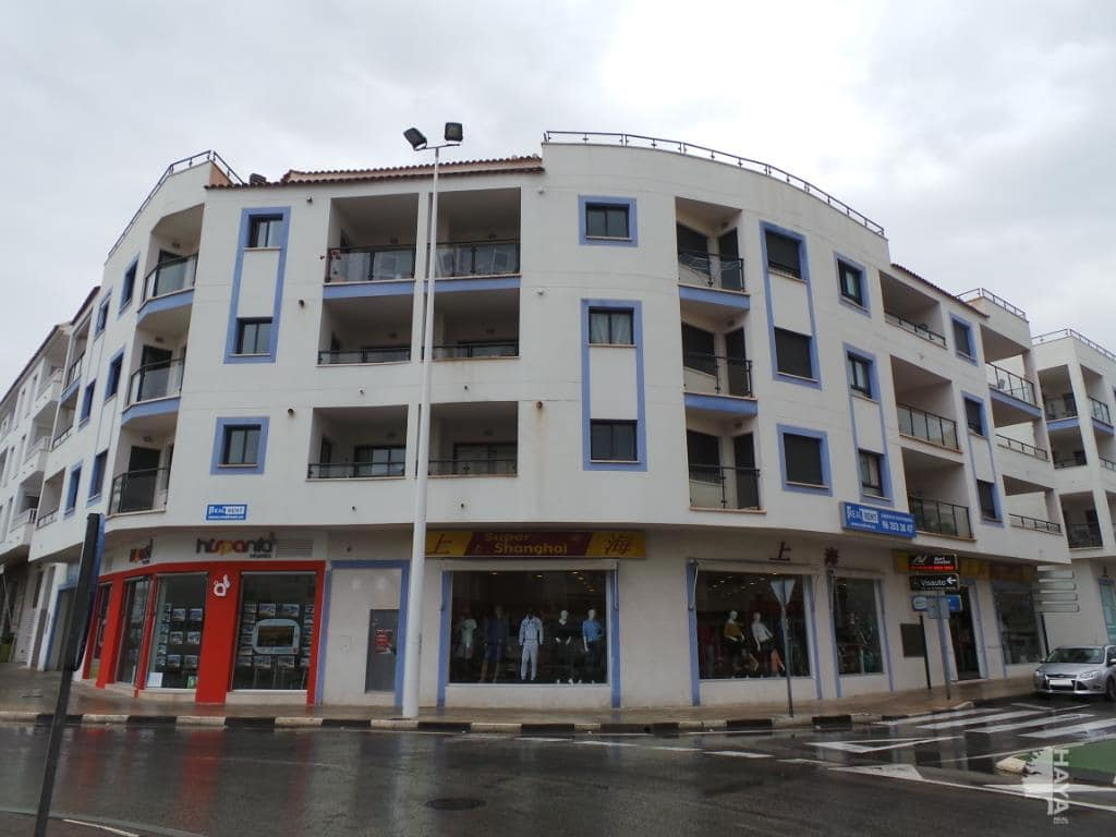 Piso en venta en Moraira, Teulada, Alicante, Avenida Madrid, 226.072 €, 1 baño, 91 m2
