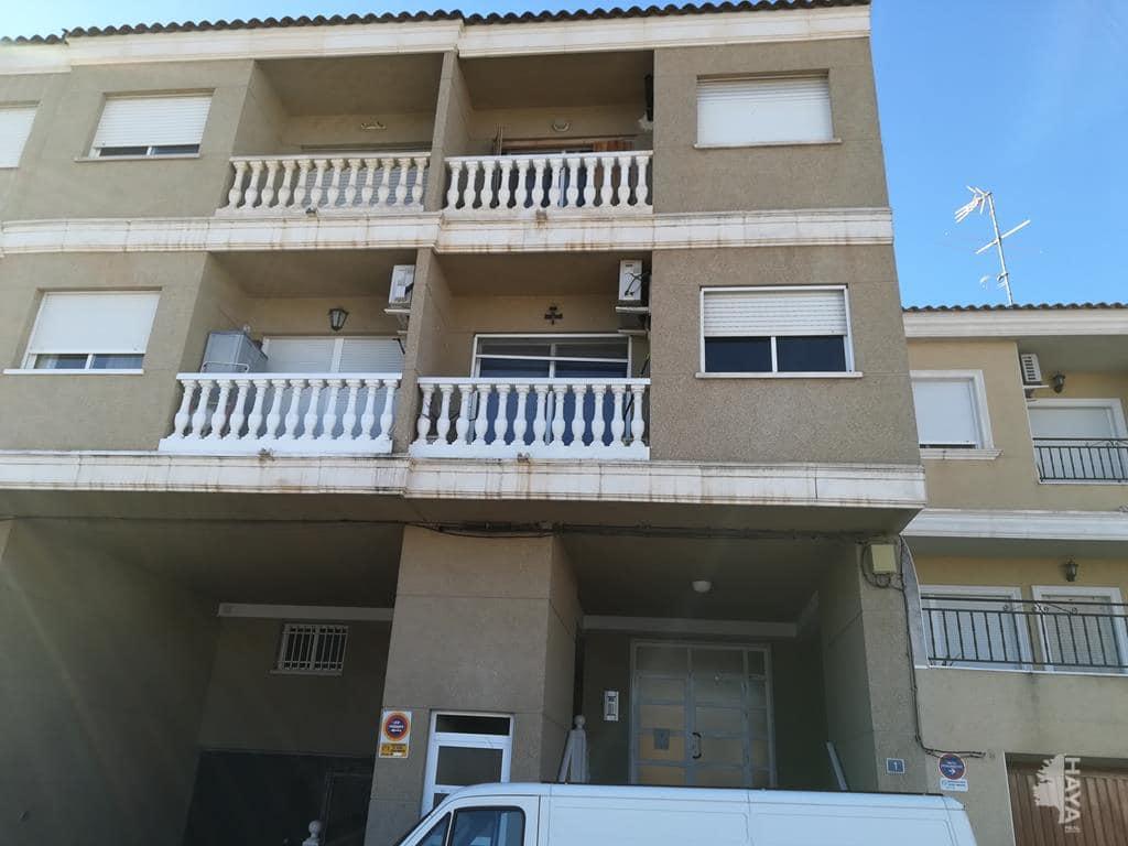 Piso en venta en Catral, Alicante, Calle Santa Lucía, 42.011 €, 2 habitaciones, 1 baño, 84 m2