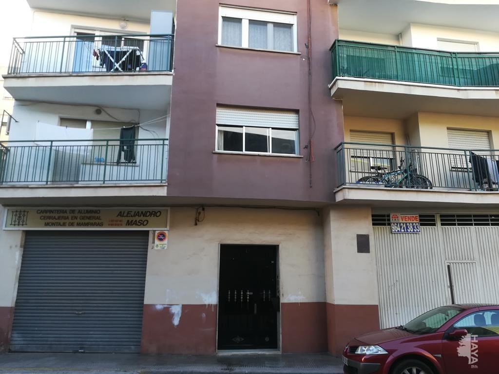 Piso en venta en Castellón de la Plana/castelló de la Plana, Castellón, Calle Amalio Gimeno, 68.839 €, 4 habitaciones, 2 baños, 117 m2