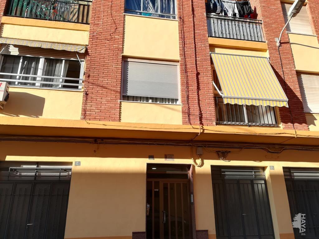 Piso en venta en Carlet, Valencia, Calle Nostra Senyora de Assumpcio, 37.403 €, 3 habitaciones, 1 baño, 80 m2