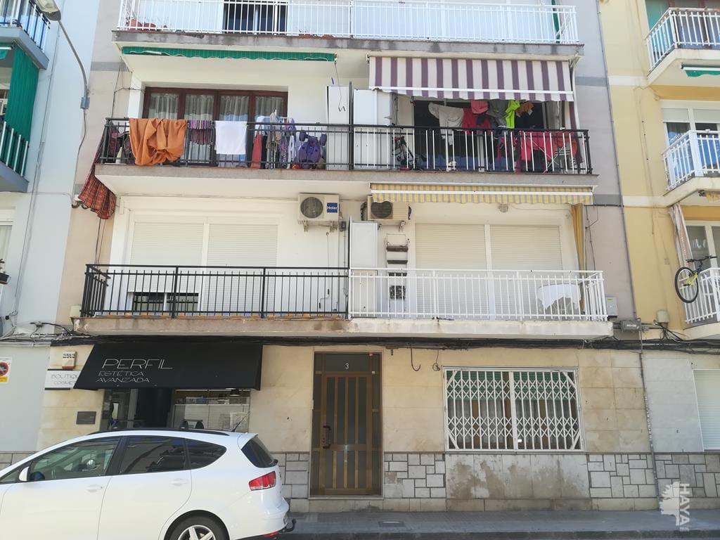 Piso en venta en Vinaròs, Castellón, Calle Centelles, 52.900 €, 3 habitaciones, 1 baño, 92 m2