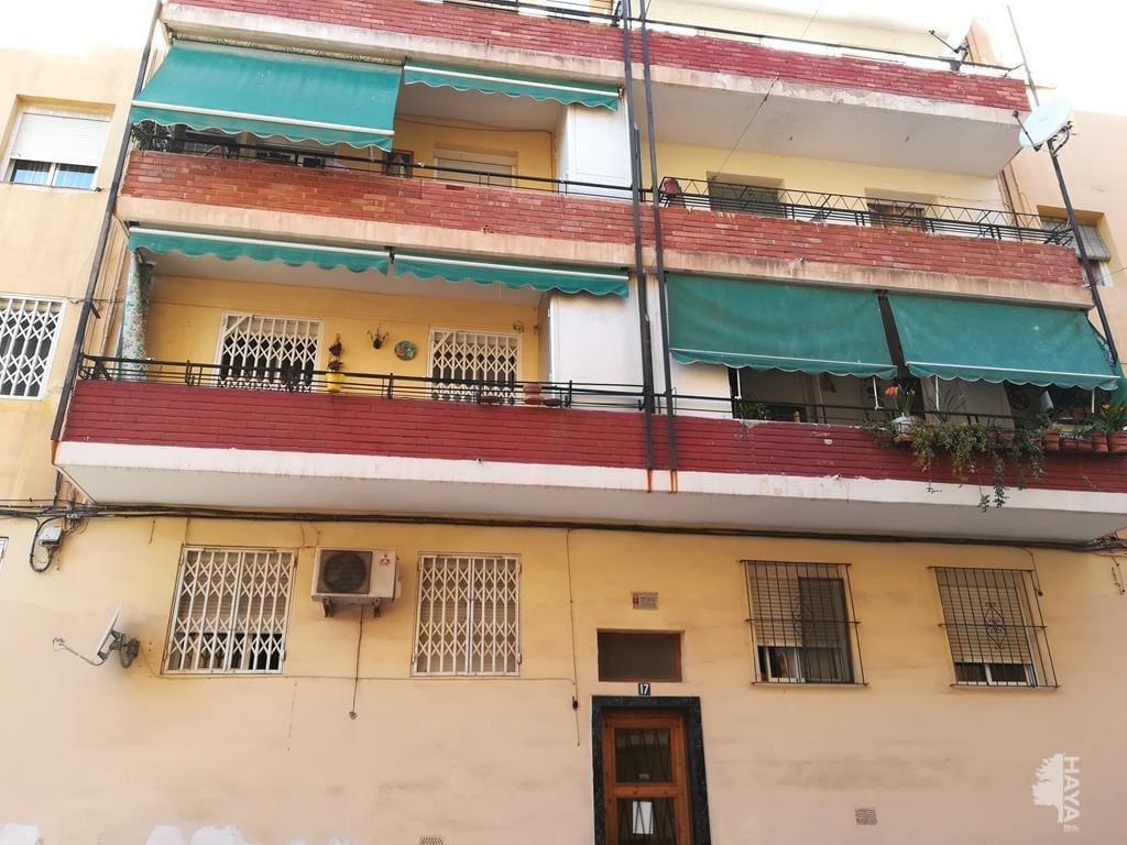 Piso en venta en Centro - Sagrario, Alicante/alacant, Alicante, Calle Granada, 21.993 €, 2 habitaciones, 1 baño, 76 m2