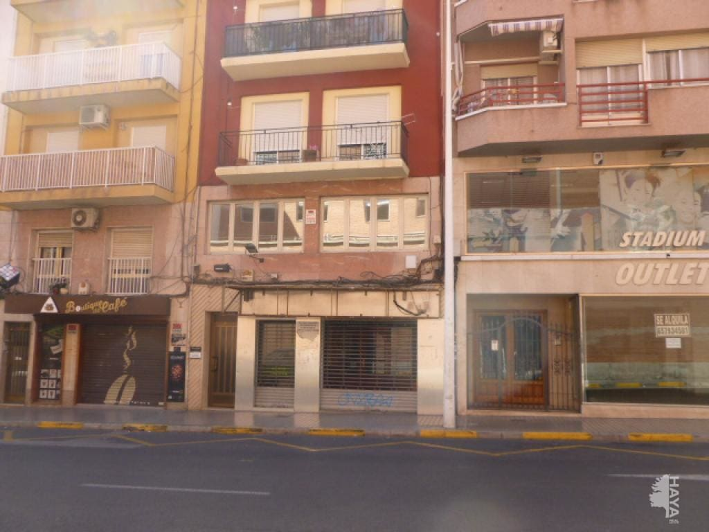 Oficina en venta en Elche/elx, Alicante, Calle Jorge Juan, 67.032 €, 120 m2