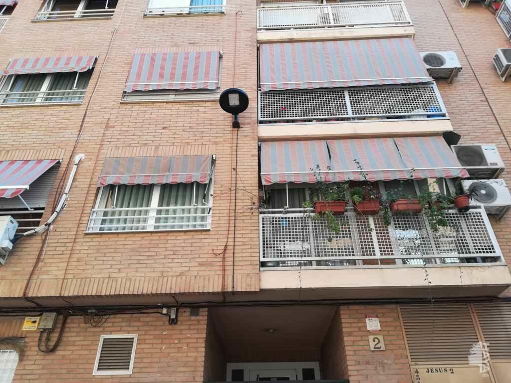 Piso en venta en Torrent, Valencia, Calle Jesús, 113.262 €, 3 habitaciones, 2 baños, 136 m2
