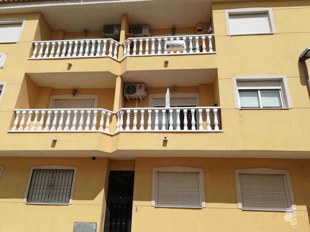 Piso en venta en Formentera del Segura, Alicante, Avenida Reina Sofia, 48.320 €, 2 habitaciones, 1 baño, 81 m2