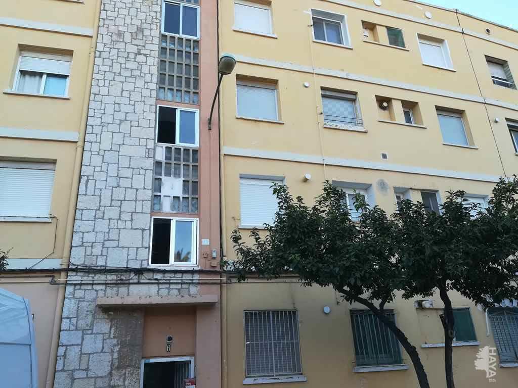 Piso en venta en Piso en Sagunto/sagunt, Valencia, 59.616 €, 4 habitaciones, 1 baño, 86 m2