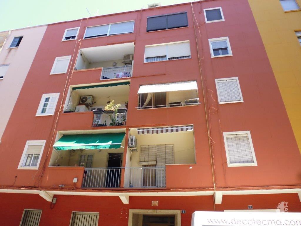 Piso en venta en Carcaixent, Valencia, Calle Sant Pere, 49.665 €, 3 habitaciones, 1 baño, 79 m2