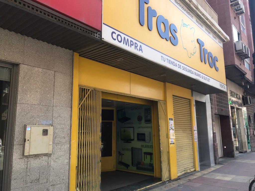 Local en venta en Murcia, Murcia, Murcia, Calle Pascual Abellan, 120.000 €, 146,74 m2