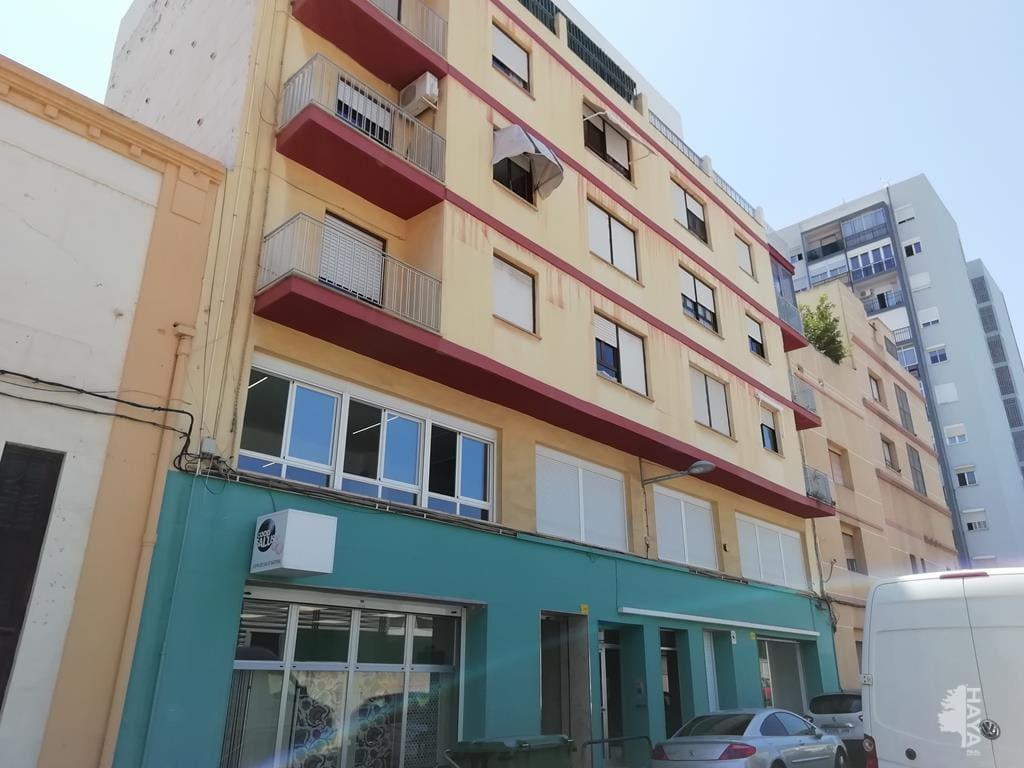 Piso en venta en Urbanización Penyeta Roja, Castellón de la Plana/castelló de la Plana, Castellón, Calle Galicia, 96.820 €, 3 habitaciones, 1 baño, 94 m2