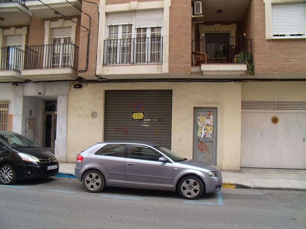 Local en alquiler en Feria, Albacete, Albacete, Calle Juan Sebastian Elcano, 1.510 €, 284 m2