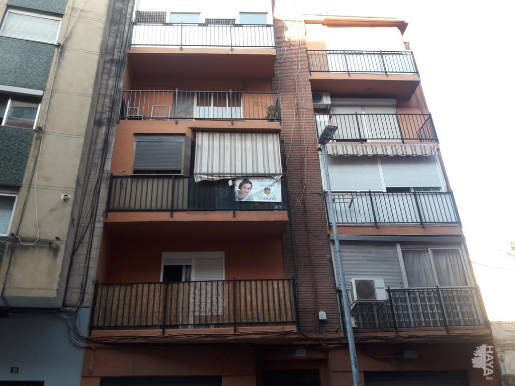 Piso en venta en Burjassot, Valencia, Calle Profesor Enrique Tierno Galván, 70.534 €, 3 habitaciones, 1 baño, 85 m2