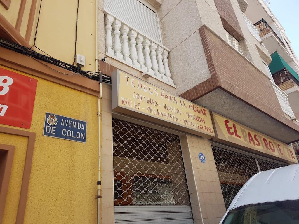 Local en venta en Diputación de San Antonio Abad, Cartagena, Murcia, Calle Salvador Escudero, 194.000 €, 200 m2