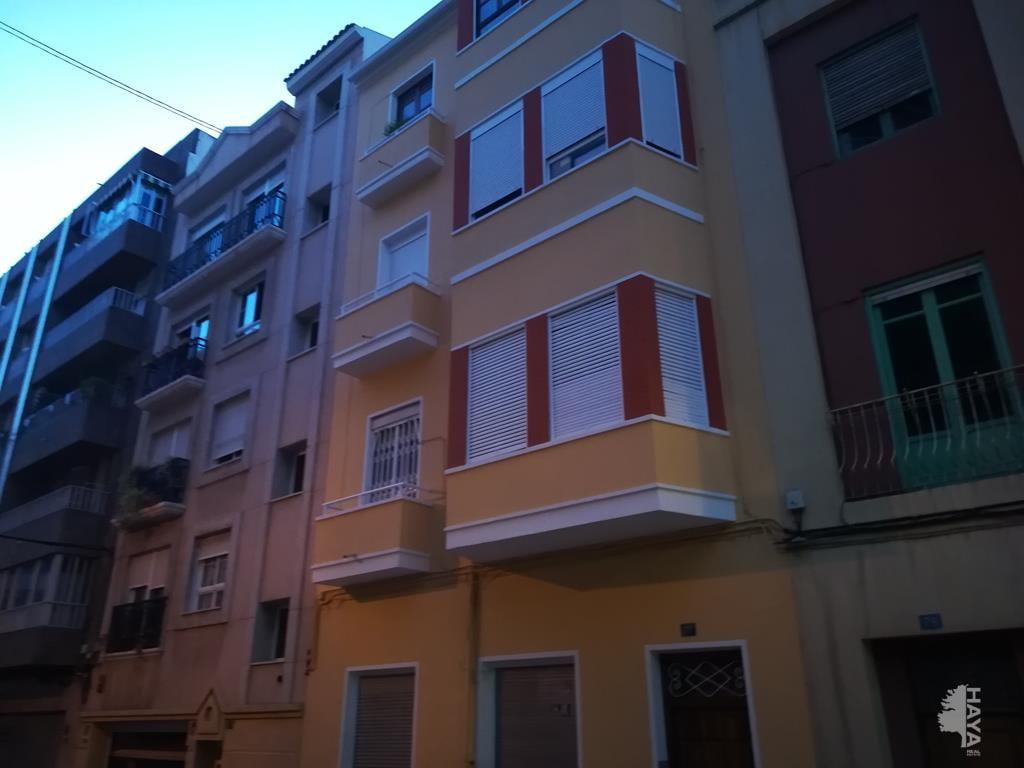 Piso en venta en Diputación, Alicante/alacant, Alicante, Calle Maestro Marqués, 105.200 €, 4 habitaciones, 1 baño, 132 m2