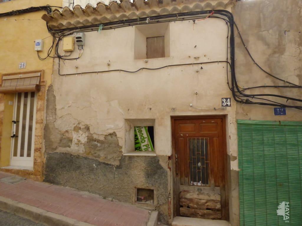 Casa en venta en Monóvar/monòver, Alicante, Calle Sacrista, 34.200 €, 1 habitación, 1 baño, 69 m2