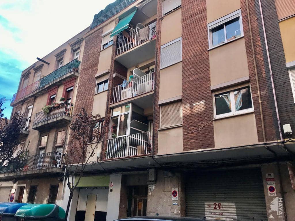 Piso en venta en Centre, Badalona, Barcelona, Calle Simancas, 80.700 €, 3 habitaciones, 1 baño, 54 m2