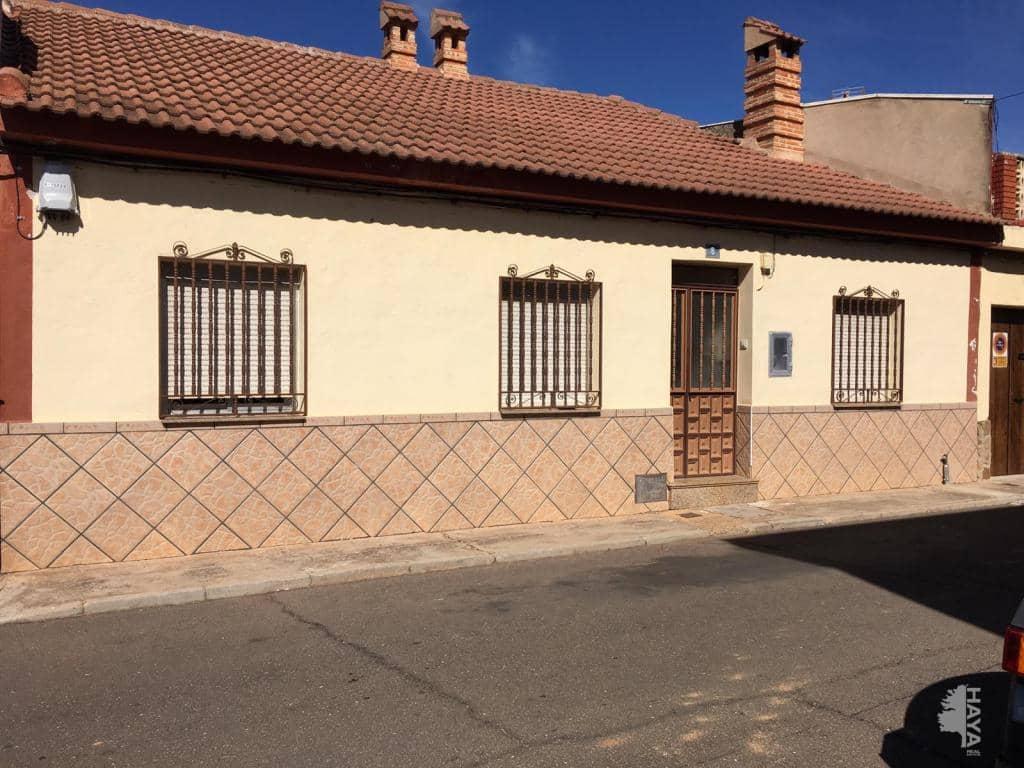 Casa en venta en Malagón, Ciudad Real, Calle Cristobal Colon, 41.900 €, 3 habitaciones, 1 baño, 144 m2