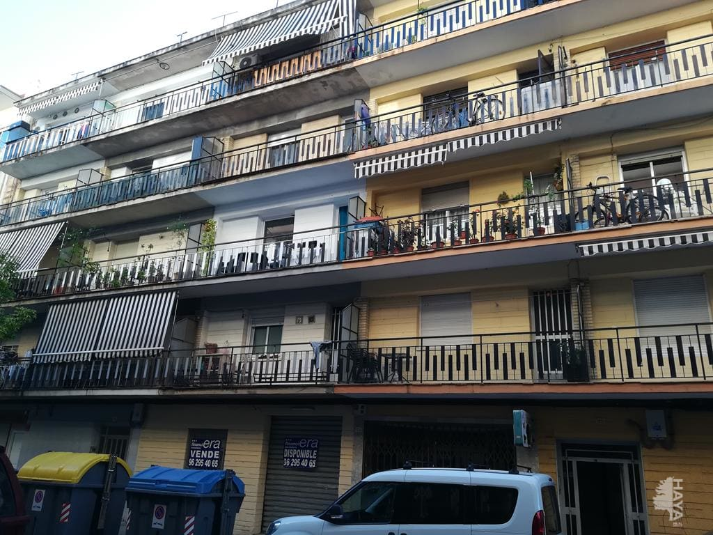Piso en venta en Gandia, Valencia, Calle Primer de Maig, 50.091 €, 4 habitaciones, 1 baño, 102 m2