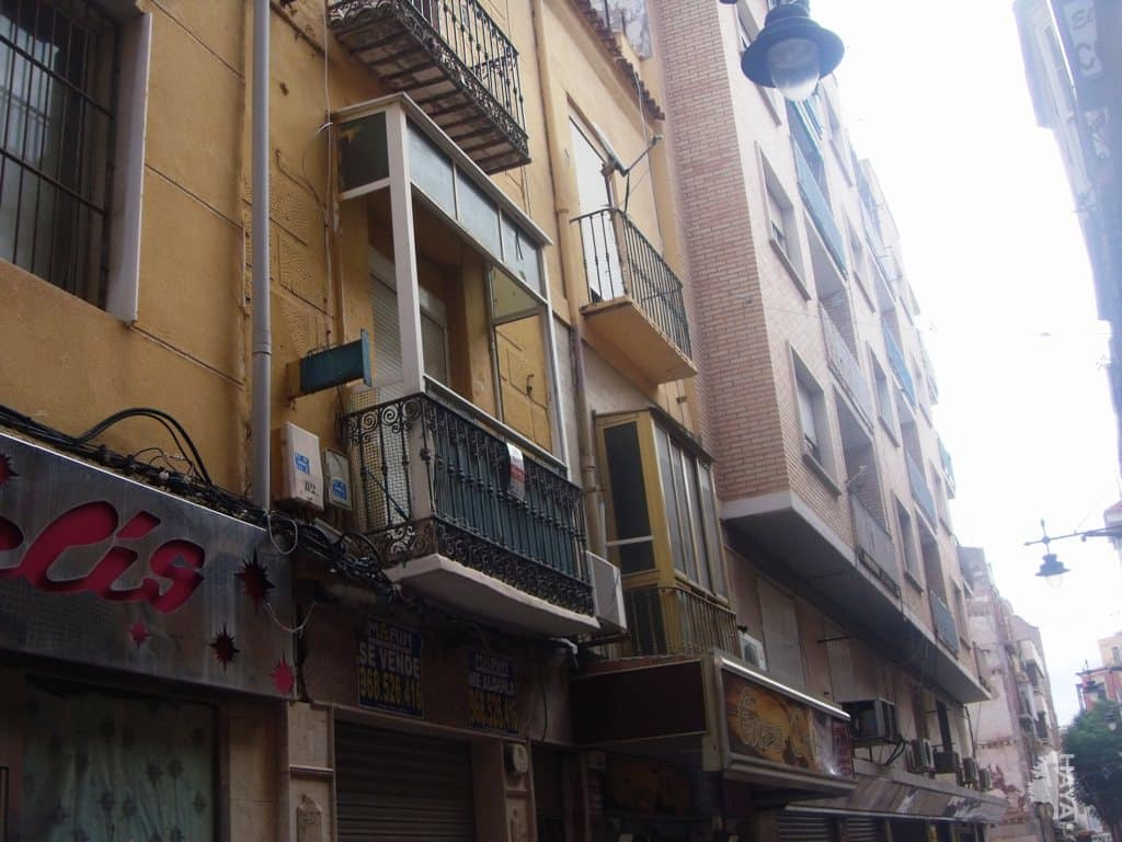 Piso en venta en Diputación de Cartagena Casco, Cartagena, Murcia, Calle San Fernando, 30.176 €, 1 habitación, 1 baño, 66 m2