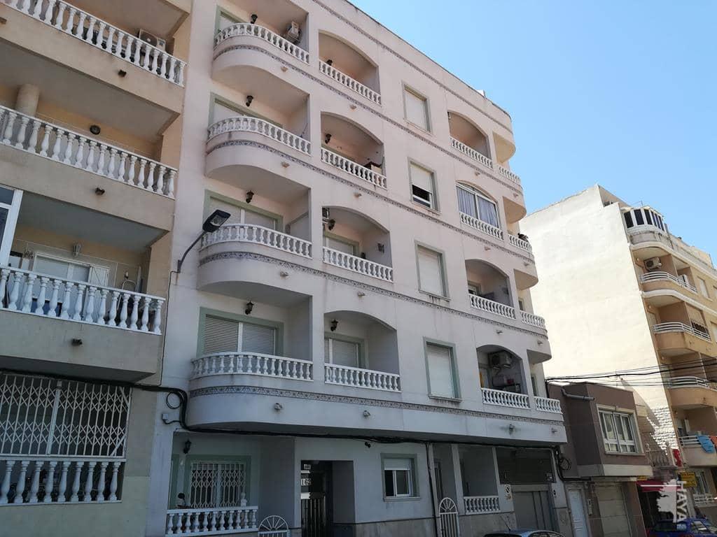 Piso en venta en Urbanización Calas Blancas, Torrevieja, Alicante, Avenida Diego Ramirez, 74.039 €, 2 habitaciones, 1 baño, 73 m2