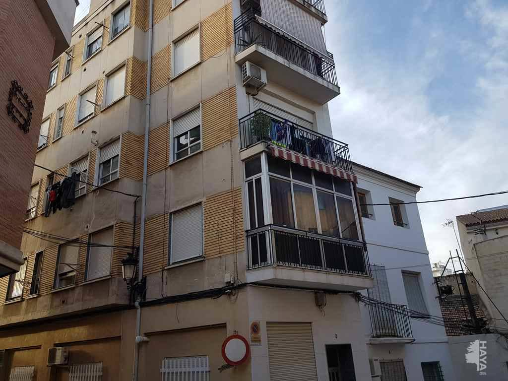 Piso en venta en Molina de Segura, Murcia, Calle Peñon de Gibraltar, 40.000 €, 3 habitaciones, 1 baño, 86 m2