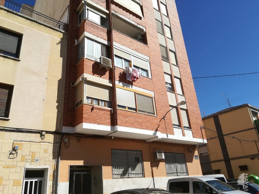 Piso en venta en Villena, Alicante, Calle San Martin de Porres, 44.175 €, 4 habitaciones, 1 baño, 100 m2