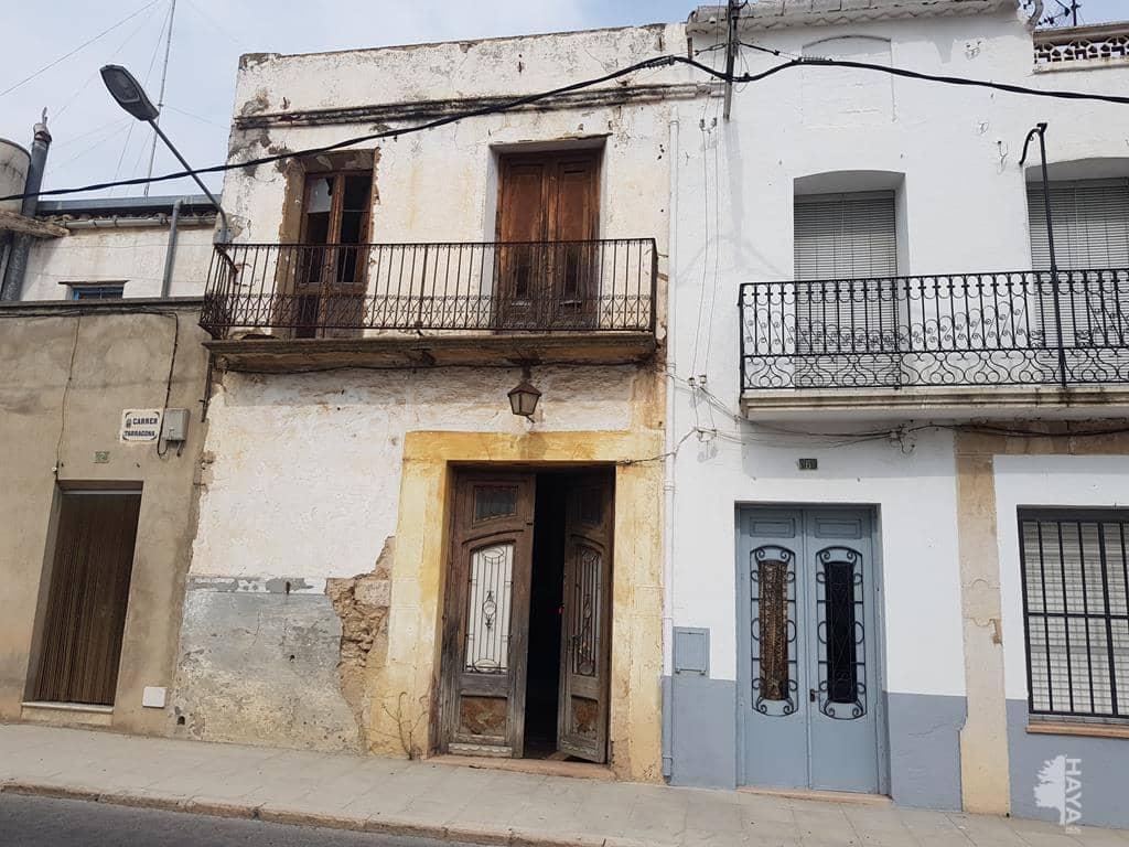 Casa en venta en San Rafael del Río, San Rafael del Río, Castellón, Plaza Iglesia, 34.755 €, 3 habitaciones, 1 baño, 151 m2