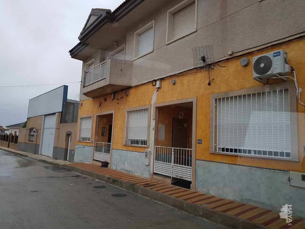 Piso en venta en Balsapintada, Fuente Álamo de Murcia, Murcia, Calle Juan de la Cruz, 54.000 €, 2 habitaciones, 1 baño, 74 m2