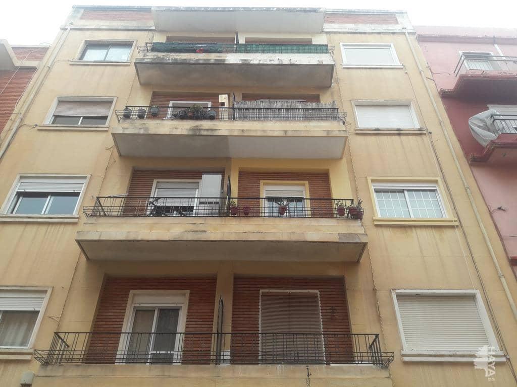 Piso en venta en Barrio Virgen de los Dolores, Moncada, Valencia, Calle Madrid, 42.630 €, 2 habitaciones, 1 baño, 66 m2