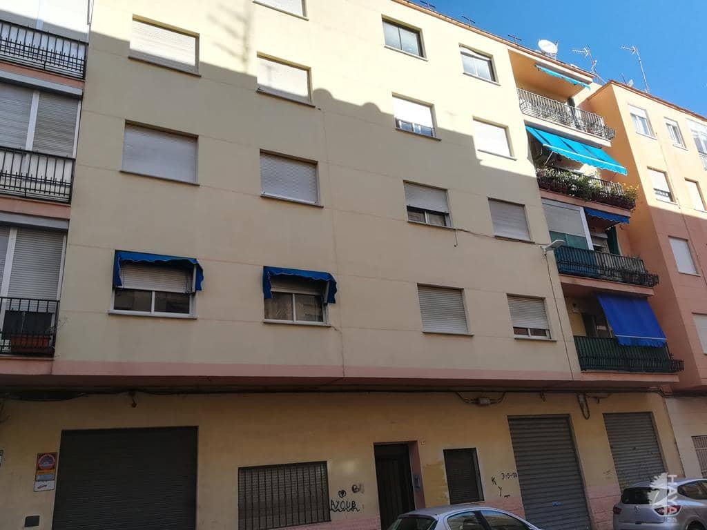 Piso en venta en Gandia, Valencia, Calle Pintor Sorolla, 37.000 €, 3 habitaciones, 1 baño, 85 m2