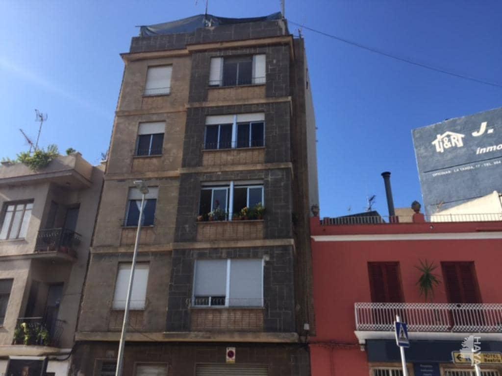 Piso en venta en Poblados Marítimos, Burriana, Castellón, Plaza San Blas, 48.000 €, 4 habitaciones, 2 baños, 113 m2