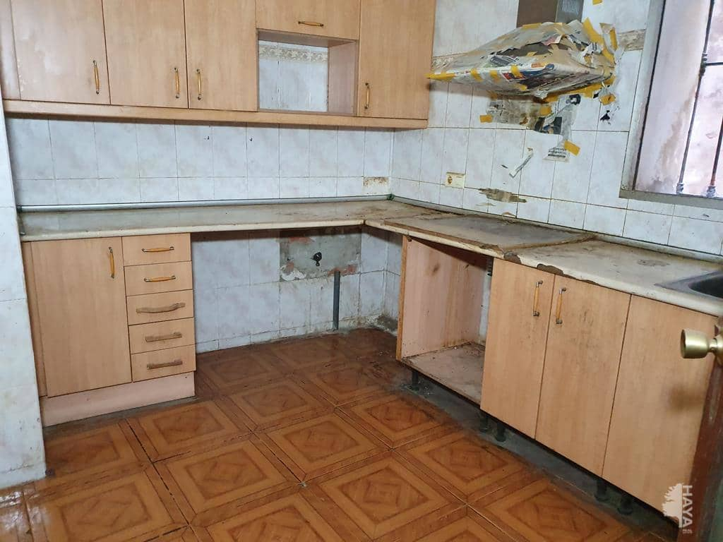 Casa en venta en Casa en Carcaixent, Valencia, 54.000 €, 1 baño, 116 m2
