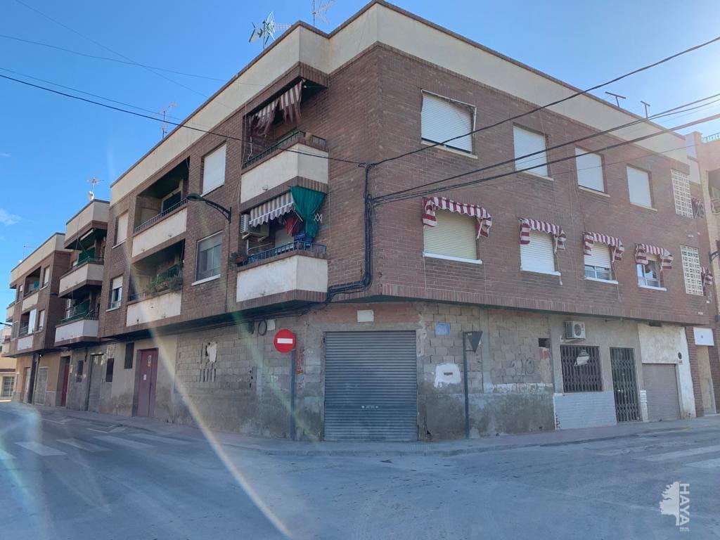 Piso en venta en Rafal, Rafal, Alicante, Calle Hermanos Rodriguez, 40.000 €, 3 habitaciones, 2 baños, 113 m2