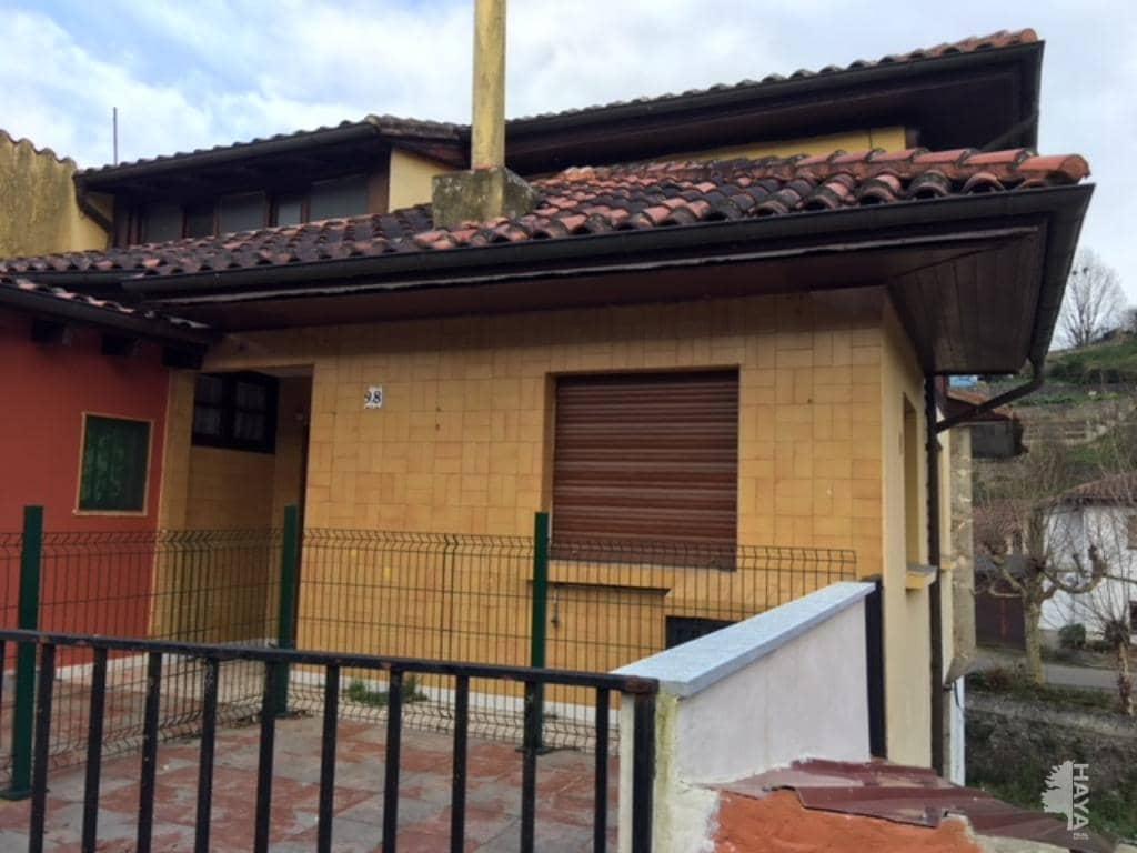 Casa en venta en El Naranxu, Llanes, Asturias, Lugar la Riega, 205.000 €, 3 habitaciones, 1 baño, 158 m2