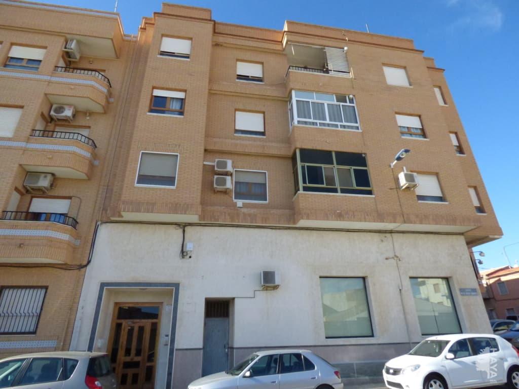 Piso en venta en Novelda, Alicante, Calle Medico Rafael Navarro, 55.957 €, 3 habitaciones, 2 baños, 118 m2