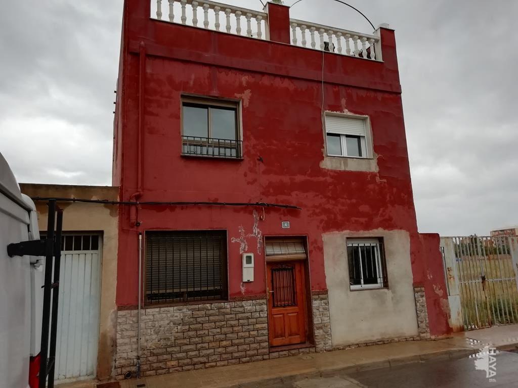 Casa en venta en Virgen de Gracia, Vila-real, Castellón, Calle Miralcamp, 119.305 €, 5 habitaciones, 1 baño, 170 m2