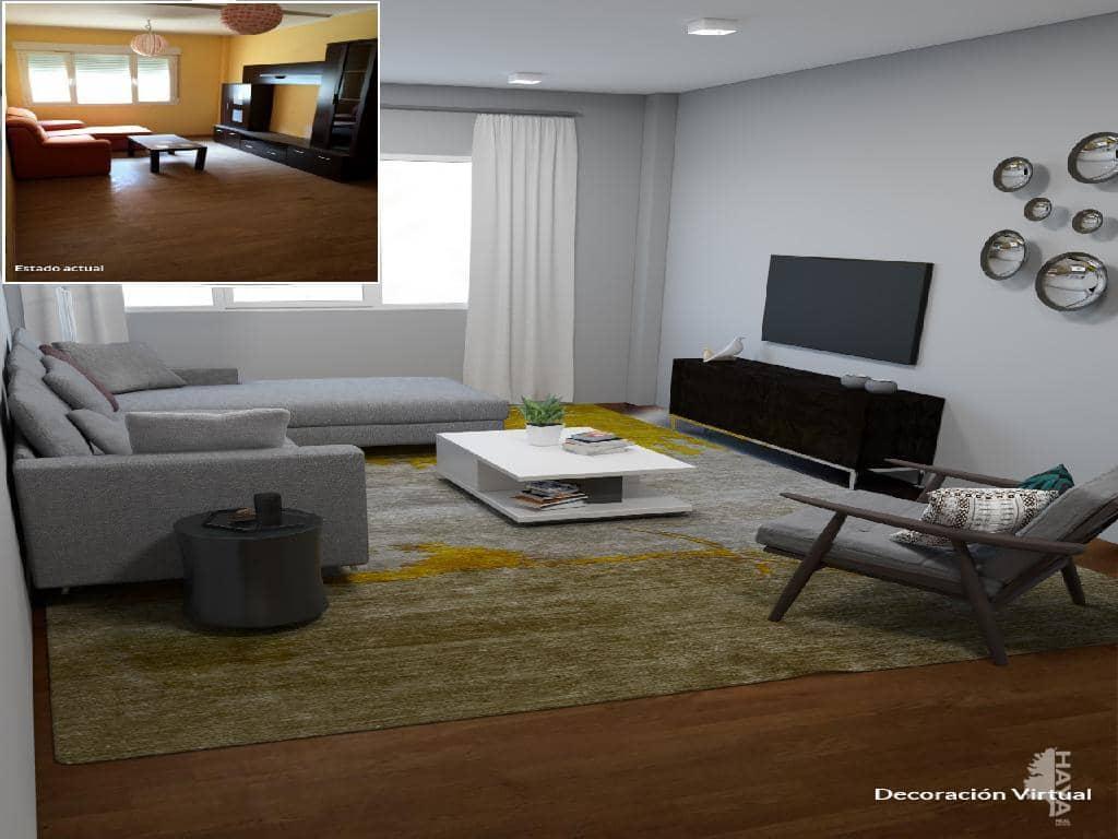 Piso en venta en Espirdo, Segovia, Calle Iglesia, 65.000 €, 2 habitaciones, 1 baño, 85 m2