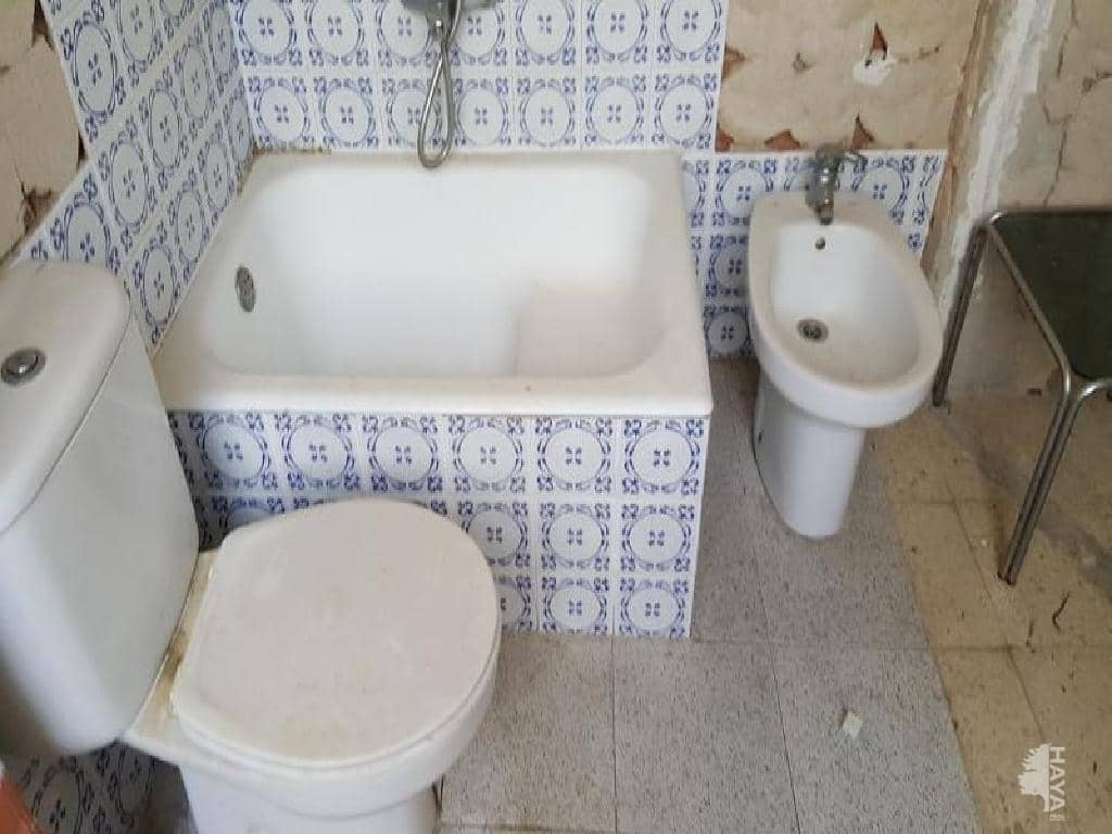 Piso en venta en Gran Alacant, Santa Pola, Alicante, Calle Mariano Benlliure, 41.000 €, 3 habitaciones, 1 baño, 79 m2