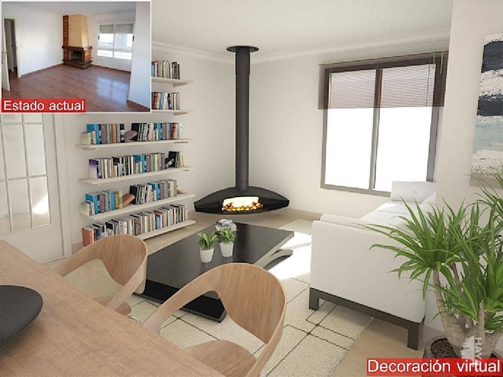 Piso en venta en San Miguel de Salinas, San Miguel de Salinas, Alicante, Calle Miguel Hernandez, 51.000 €, 4 habitaciones, 2 baños, 130 m2