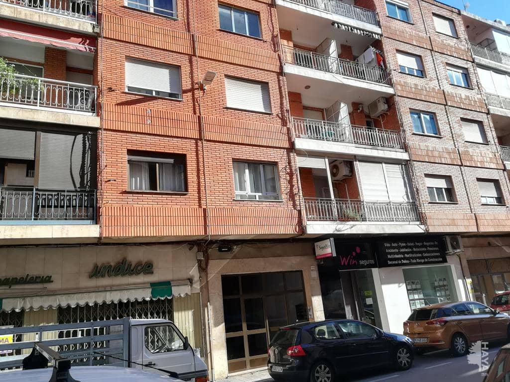 Piso en venta en Gandia, Valencia, Calle Ferrocarril de Alcoy, 59.535 €, 3 habitaciones, 1 baño, 100 m2