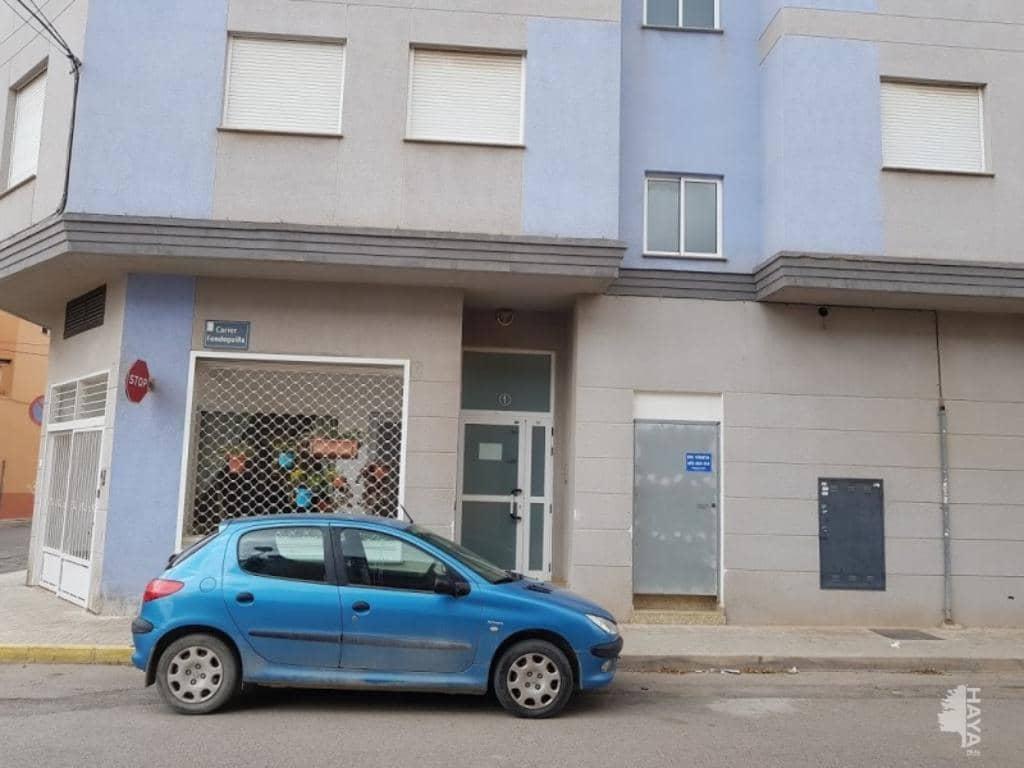 Piso en venta en Playa de Chilches, Chilches/xilxes, Castellón, Calle Alfondeguilla, 65.700 €, 2 habitaciones, 1 baño, 71 m2