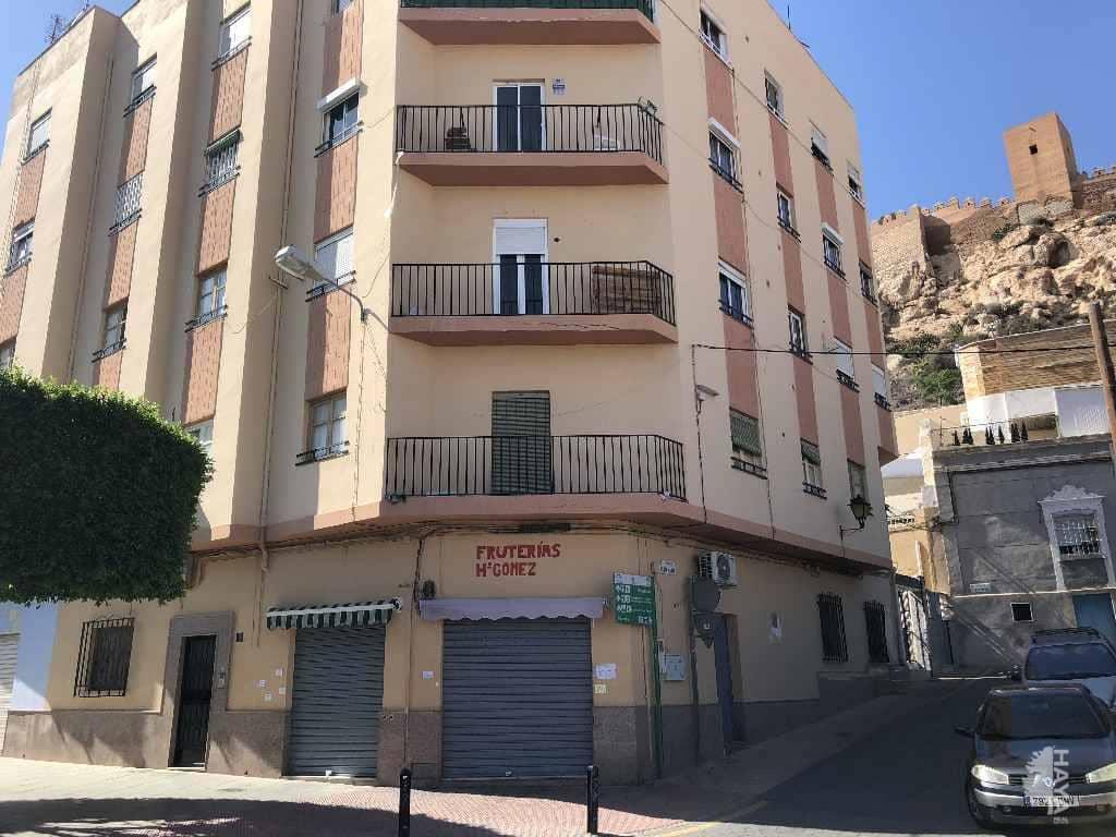 Piso en venta en Las Cuevas de San Joaquín, Almería, Almería, Plaza San Anton, 53.600 €, 3 habitaciones, 1 baño, 100 m2