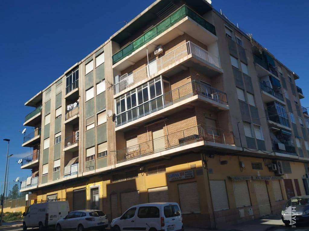 Piso en venta en Diputación de Cartagena Casco, Cartagena, Murcia, Calle Cabrera, 51.100 €, 3 habitaciones, 1 baño, 69 m2