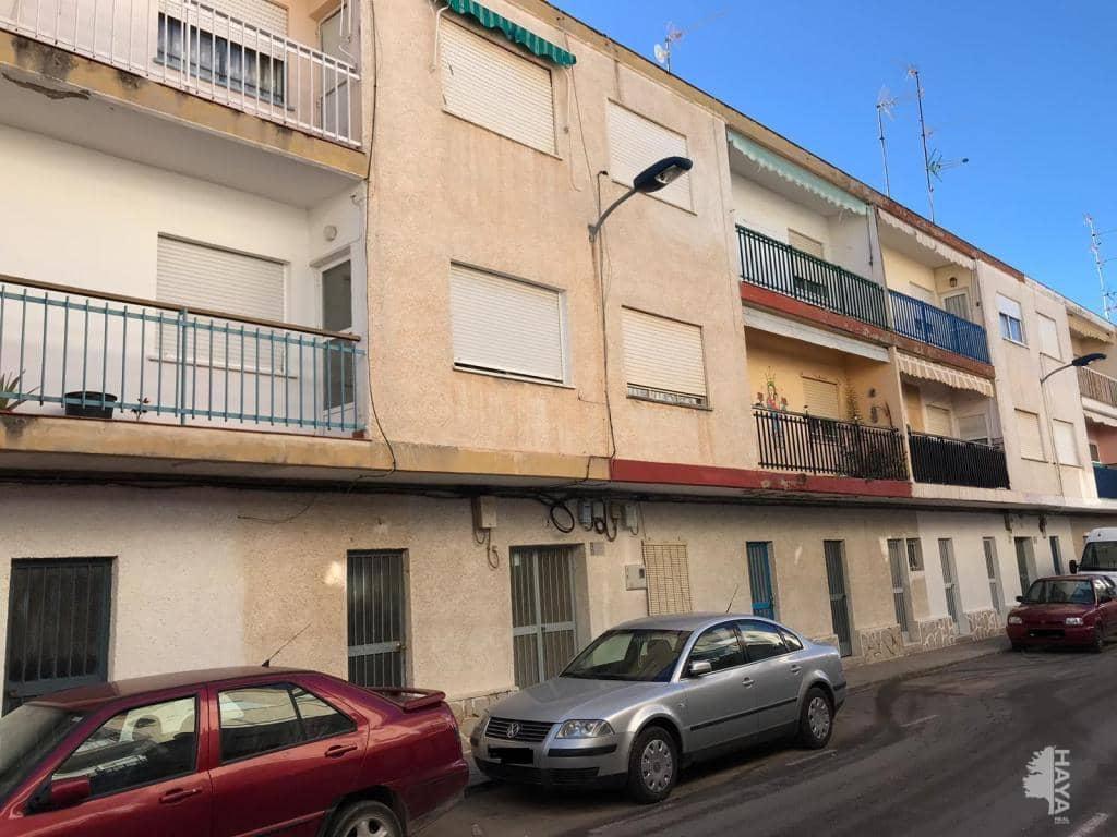 Piso en venta en Pozo Aledo, San Javier, Murcia, Calle Doctor Soler Hernandez, 42.300 €, 3 habitaciones, 1 baño, 87 m2