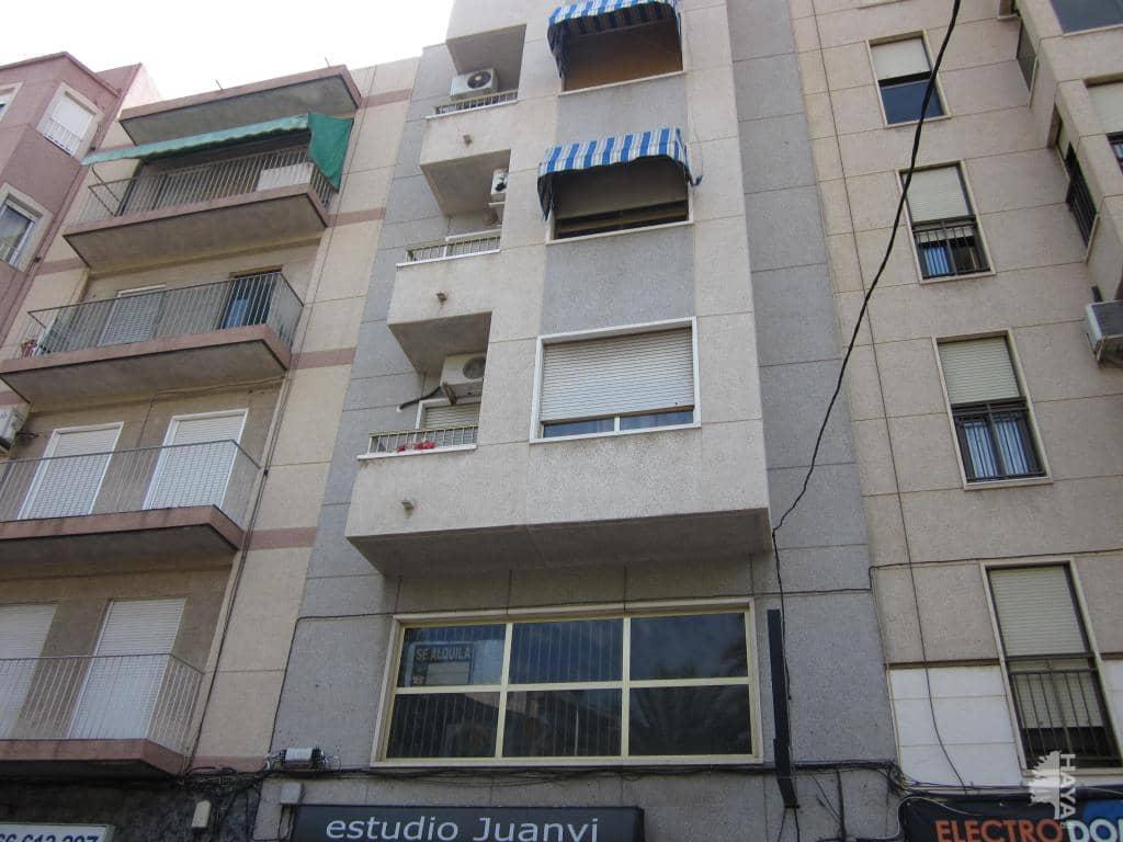 Piso en venta en Carrús Est, Elche/elx, Alicante, Calle Gines Garcia Esquitino, 92.100 €, 3 habitaciones, 2 baños, 87 m2
