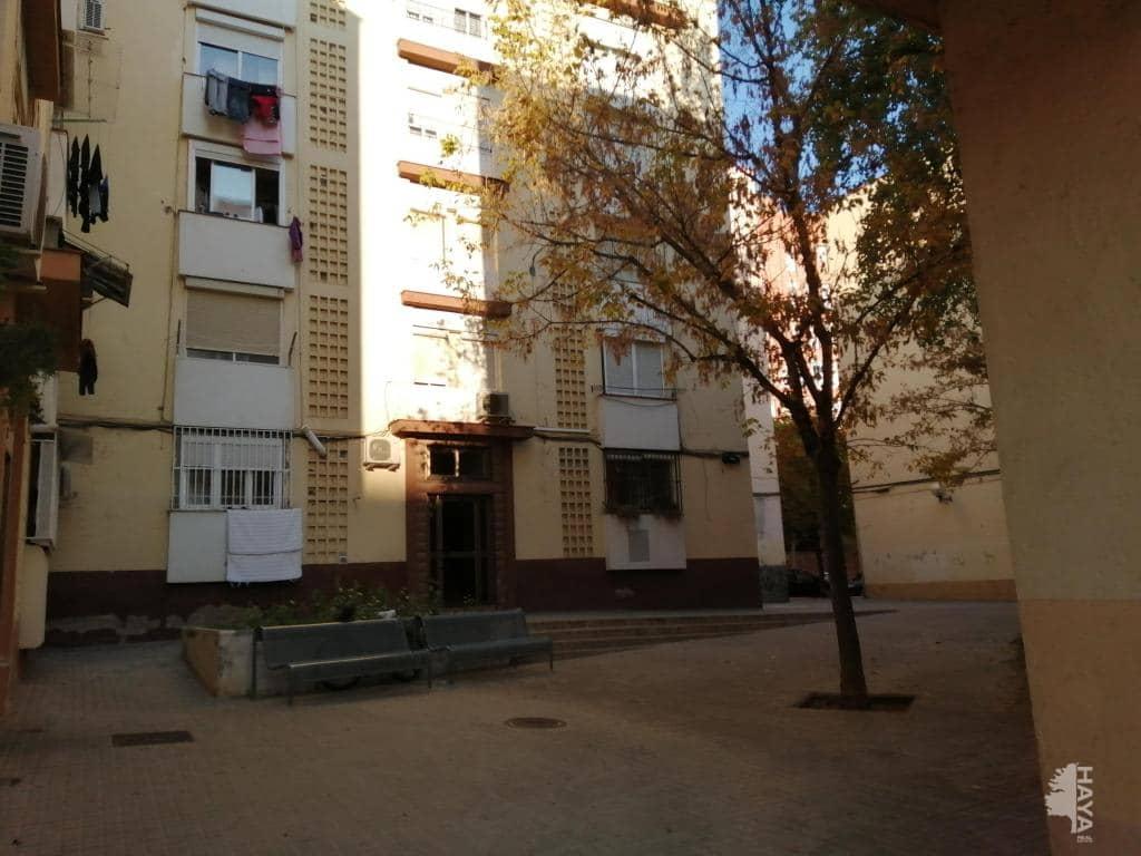 Piso en venta en Ca N`ustrell, Sabadell, Barcelona, Plaza Providencia, 79.000 €, 3 habitaciones, 1 baño, 59 m2